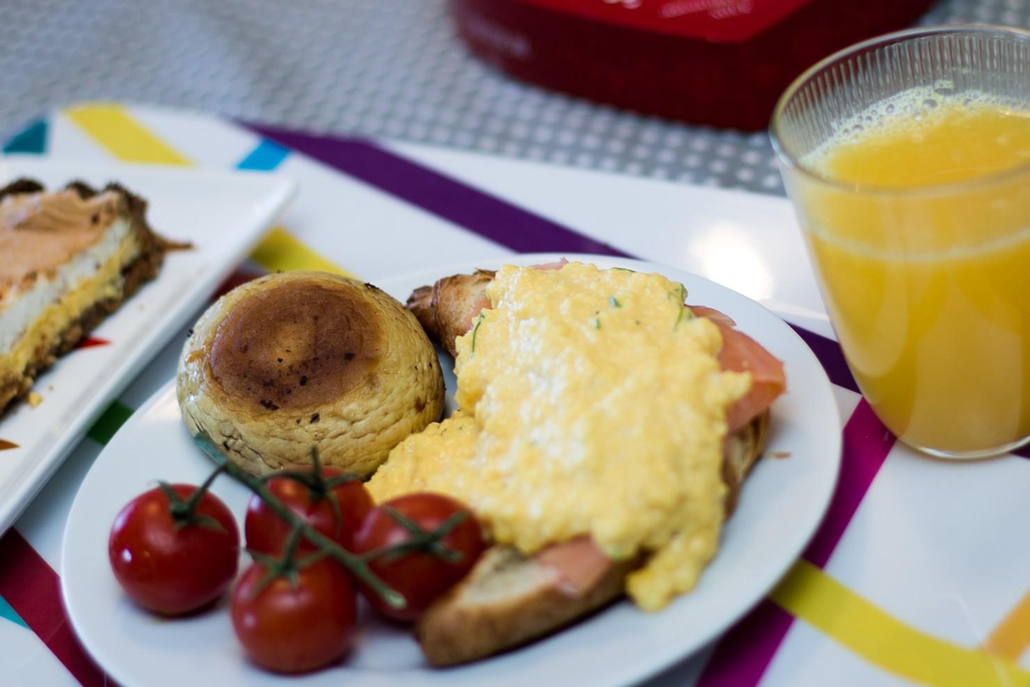 Morsdag Frokost