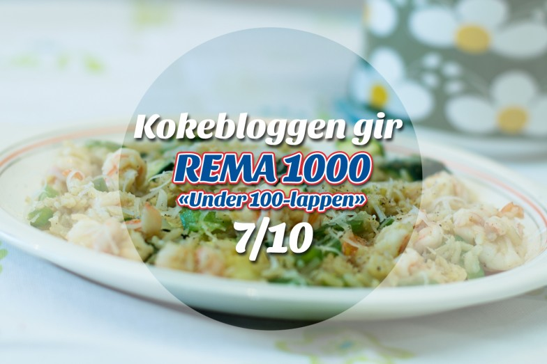 Rema 1000 | Kokebloggen har testet Rema 1000 sitt under 100-lappen-konsept