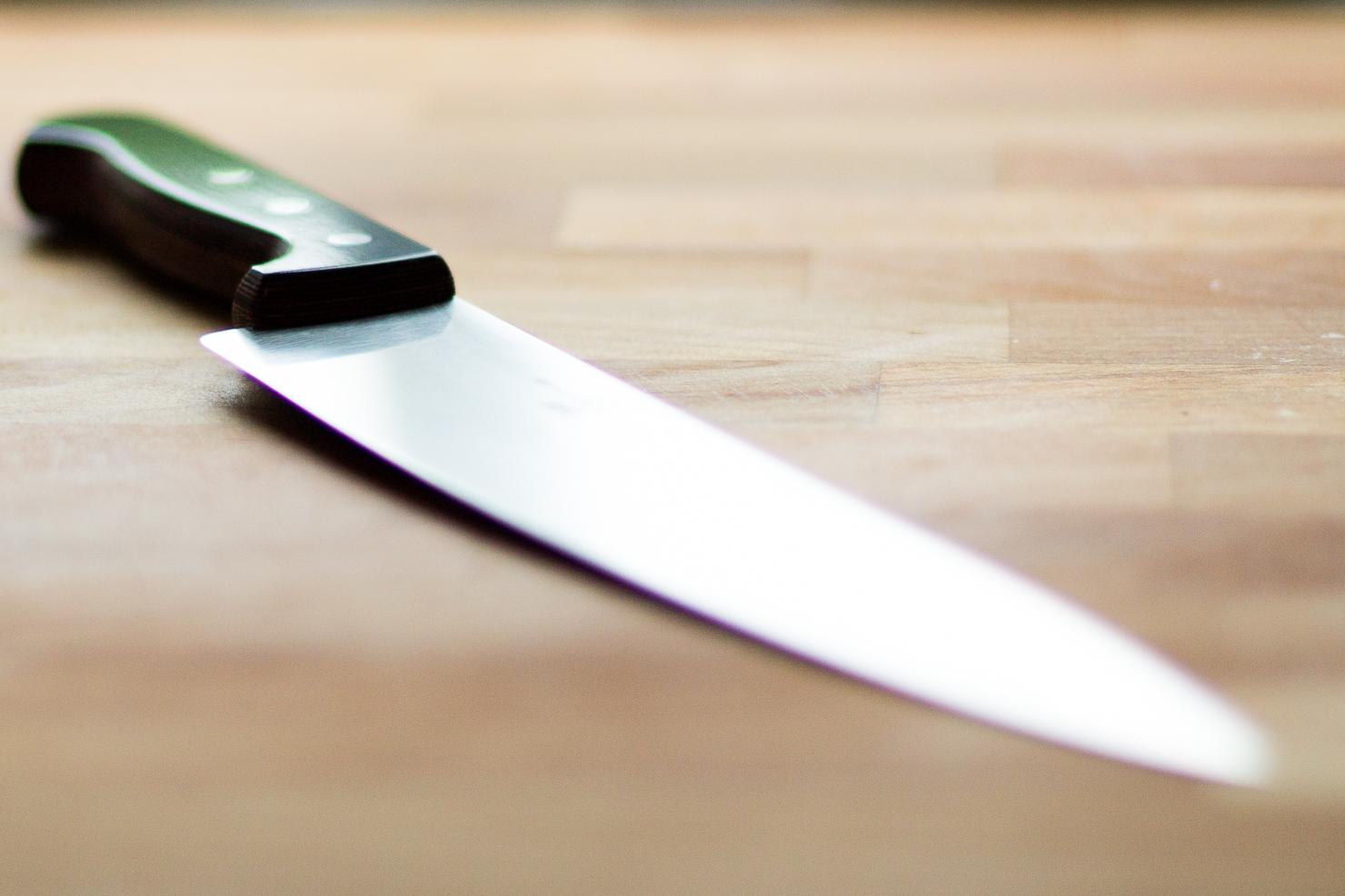 Kniv | Innlegg 100 | Kokebloggen