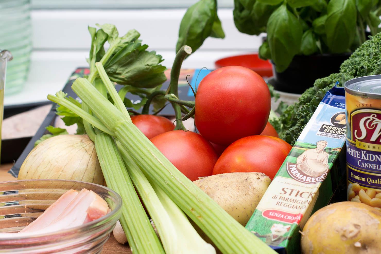 Ingredienser | Toscansk bondesuppe