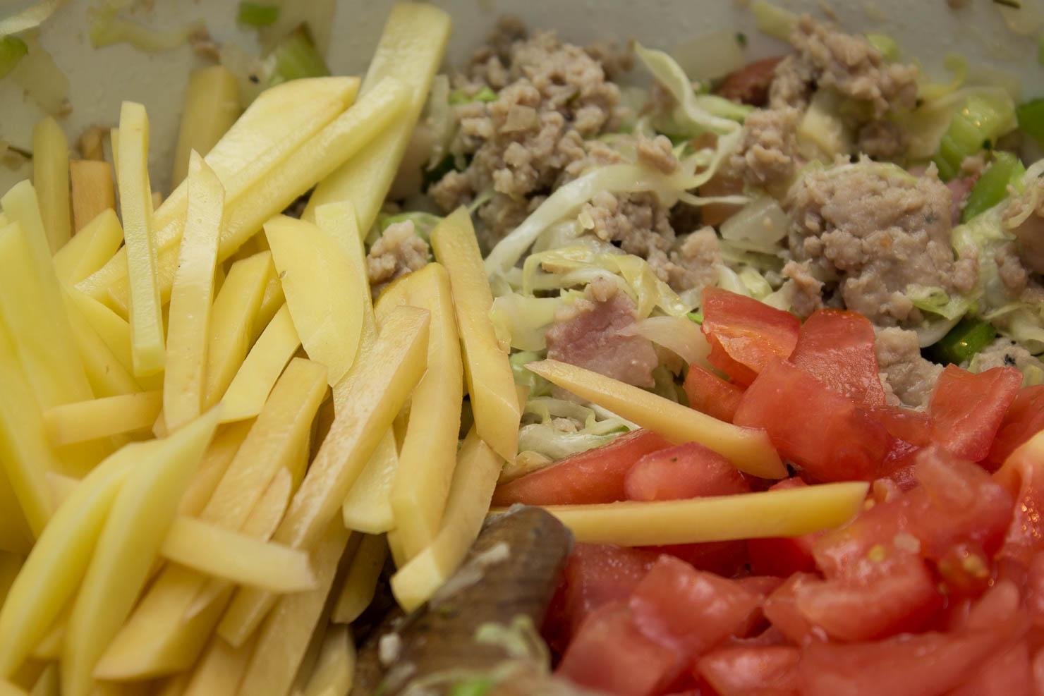 Kjele | Toscansk bondesuppe