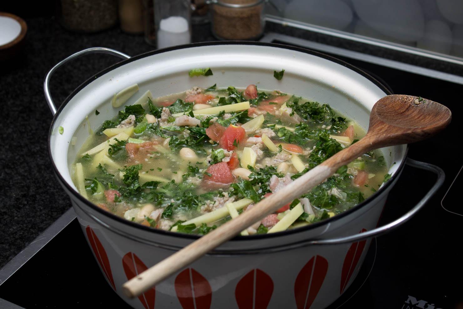 Koking | Toscansk bondesuppe