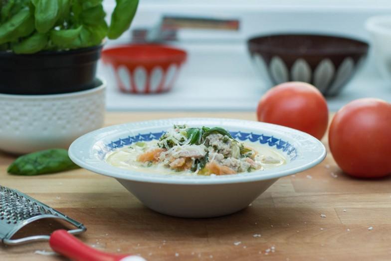 Toscansk bondesuppe