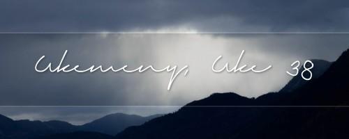 Ukemeny | Uke 38 | 2015 Kokebloggen