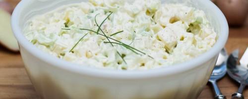 Featured | Kremet potetsalat