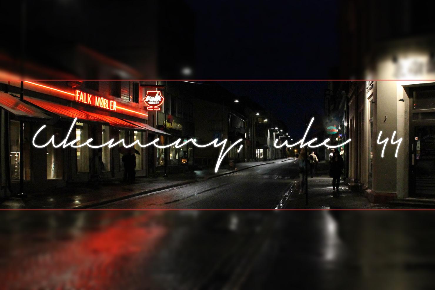 Ukemeny | Uke 44 | 2015| Kokebloggen