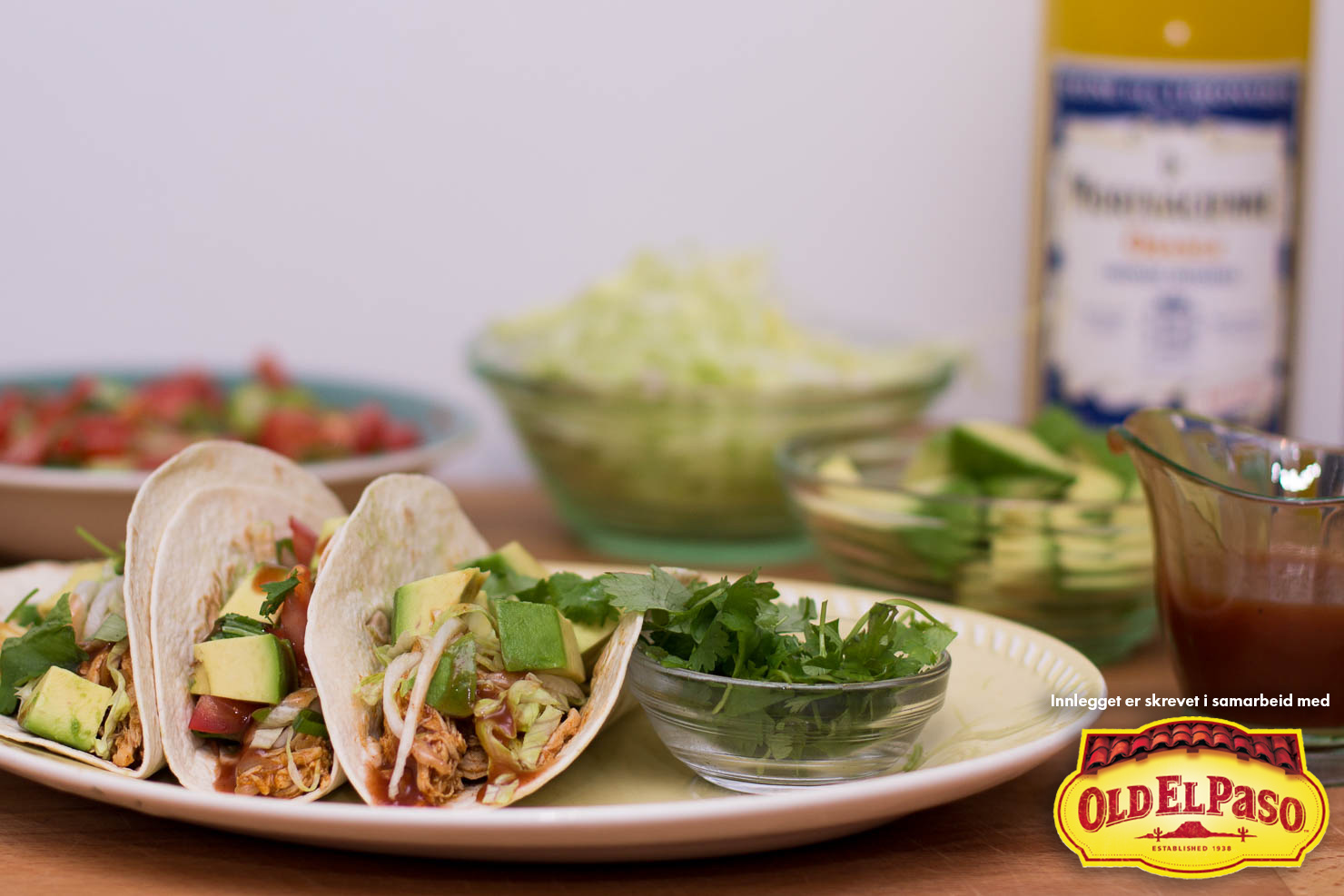 Featured | Chicken tinga | Old El Paso