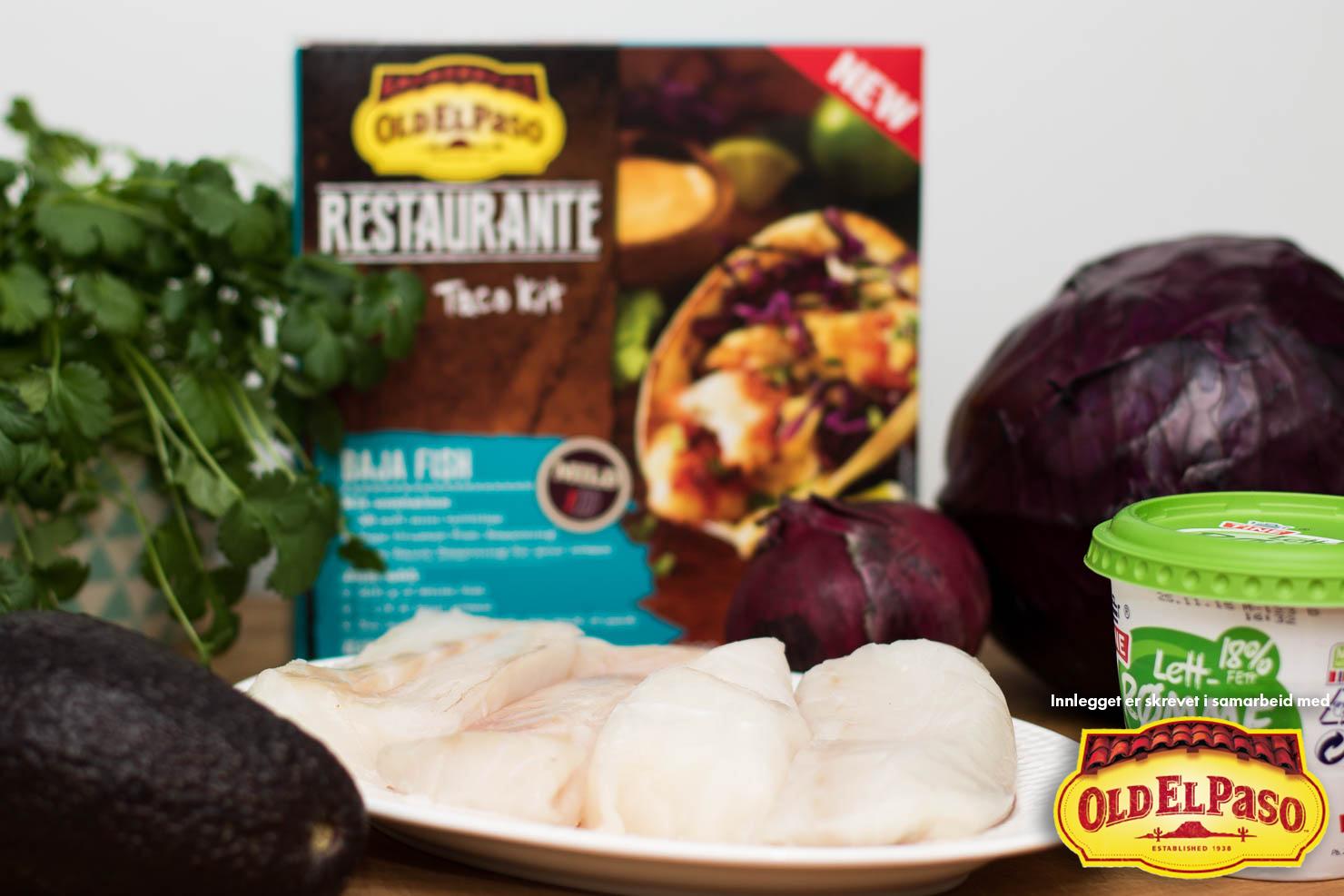 Ingredienser | Baja fish | Old El Paso