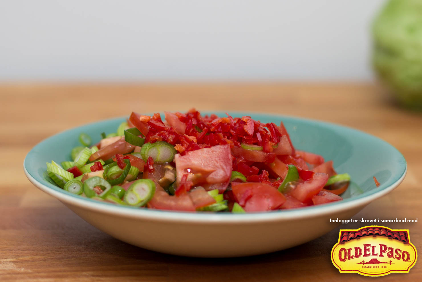 Salsa | Chicken tinga | Old El Paso