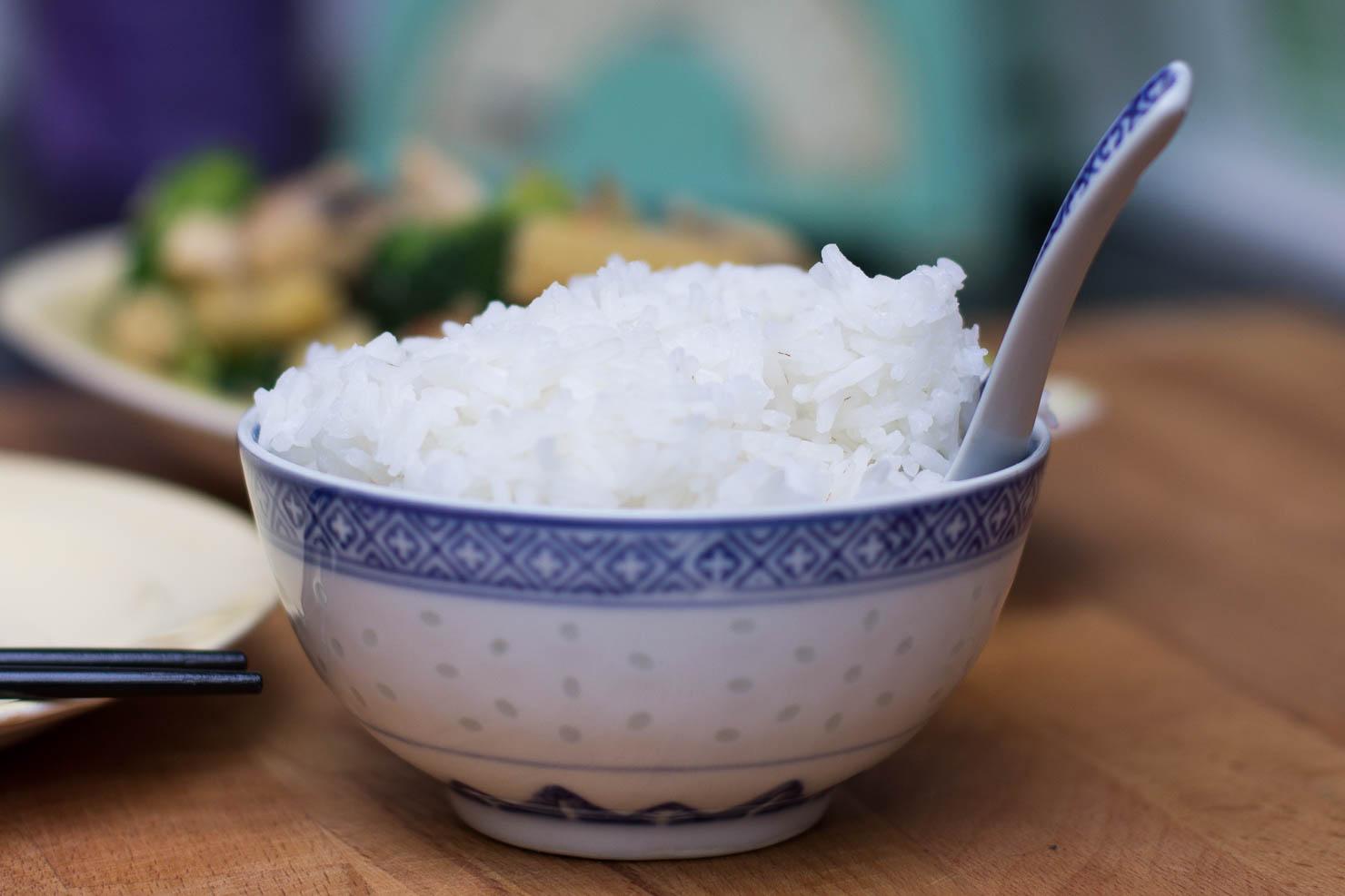 Bolle | Dampet ris