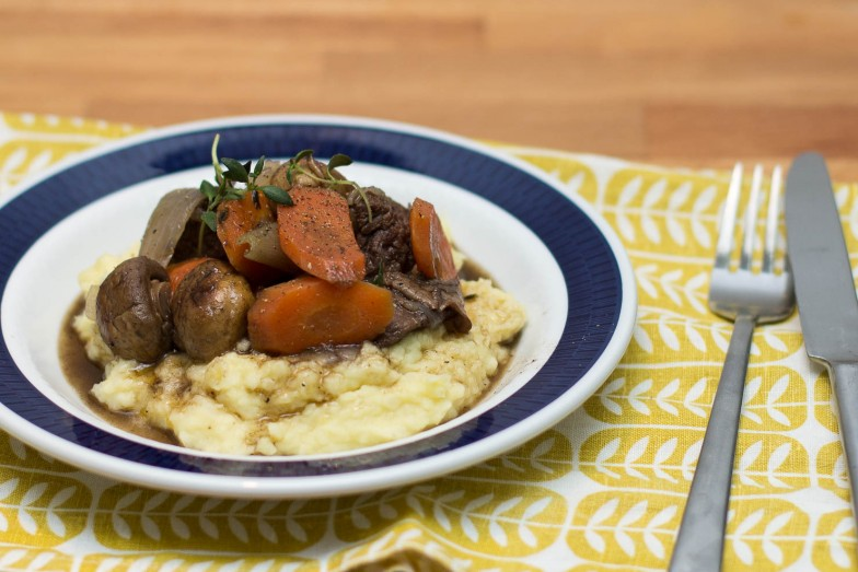 Featured | Boeuf bourguignon