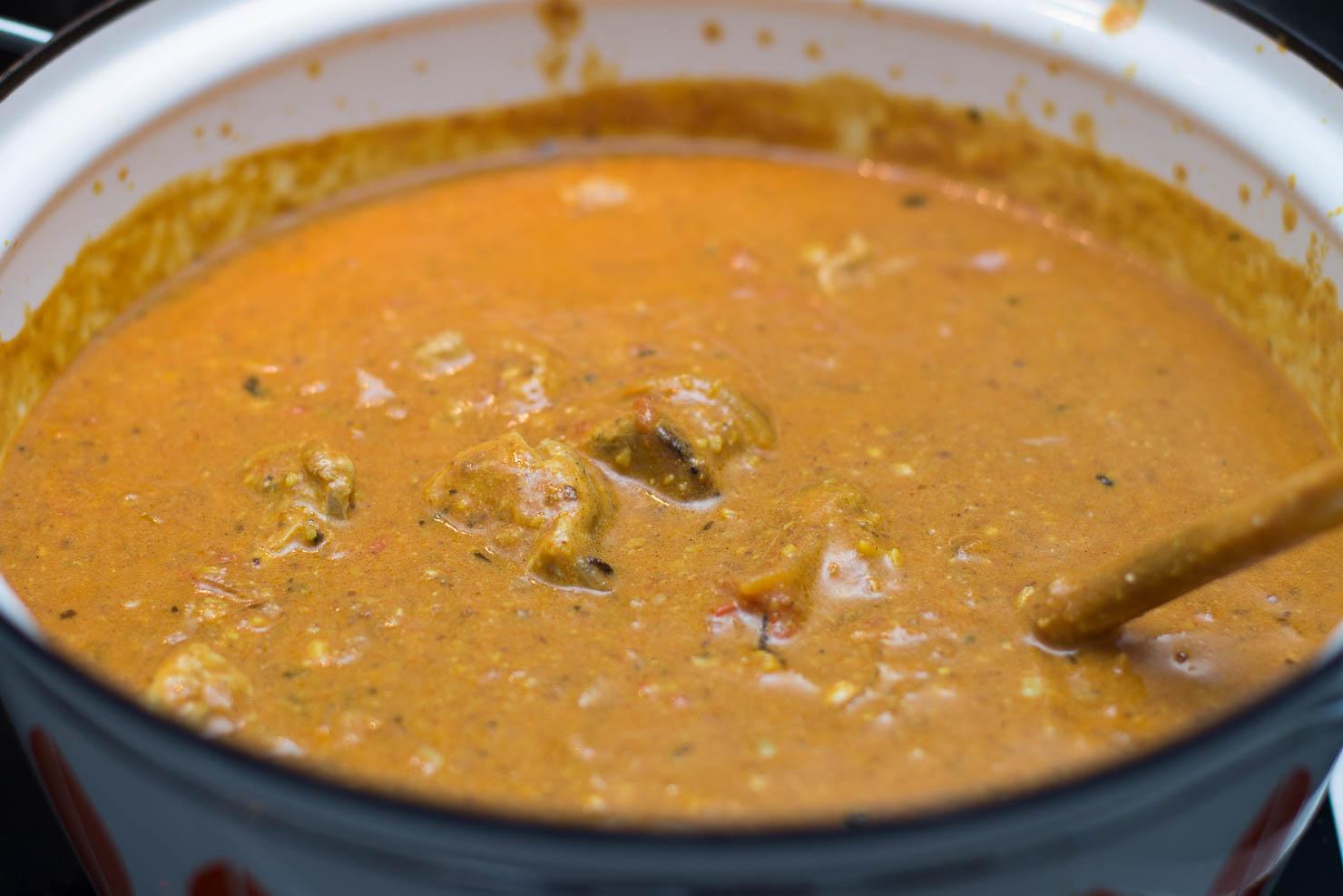 Gryte | Kylling tikka masala