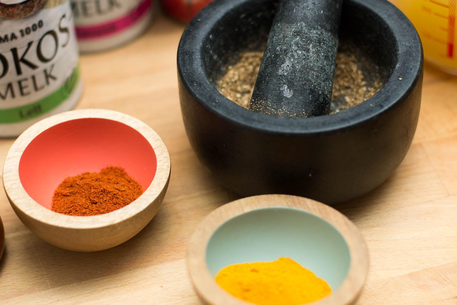 Krydder | Kylling tikka masala