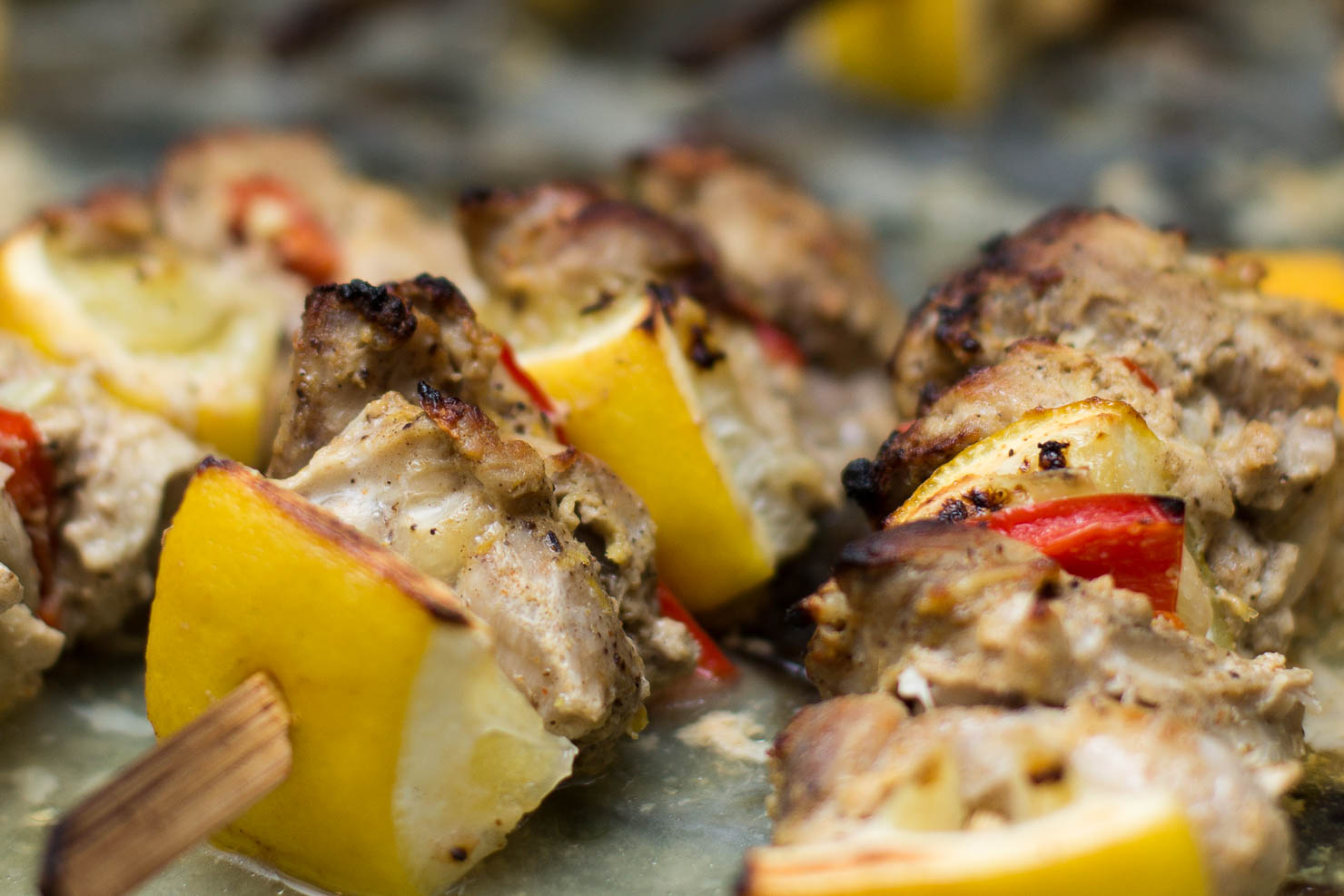Stekte Spyd | Kylling tikka masala