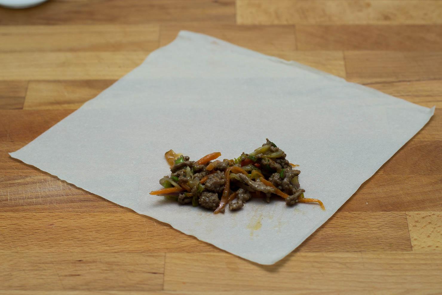 Bretting | Steg 2 | Vårruller