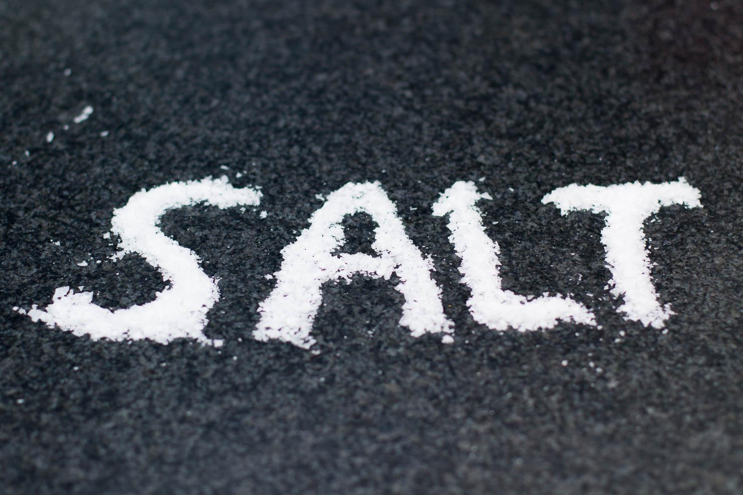 Salt | World Salt Awareness Week 2016