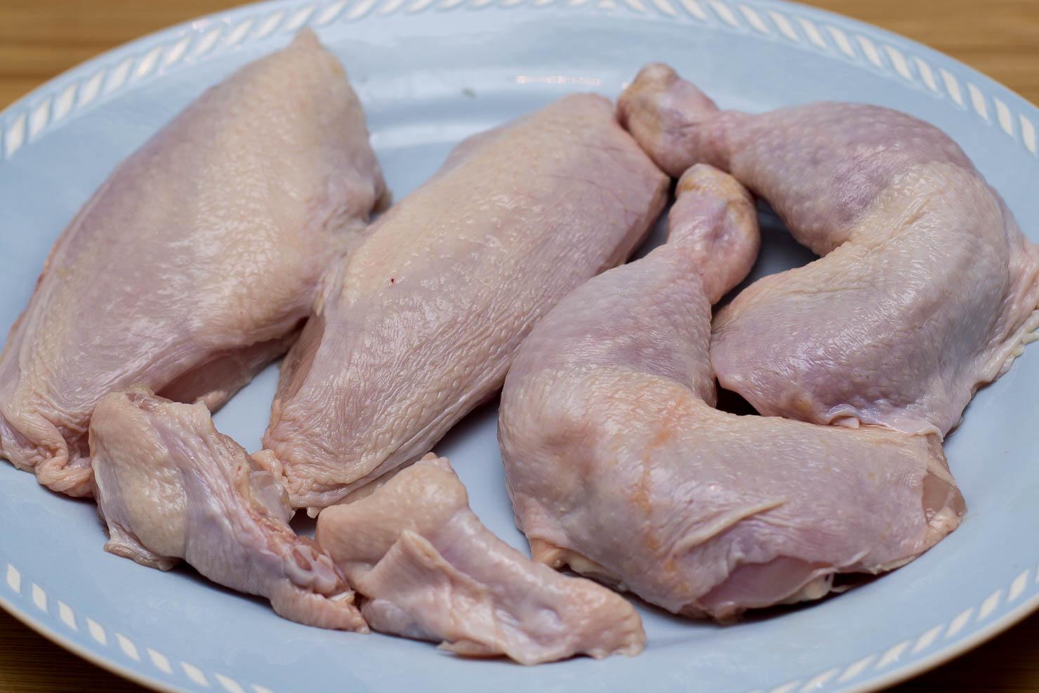 "Kyllingstykker| Maqluba ""opp ned"" kylling | #CookForSYRIA"