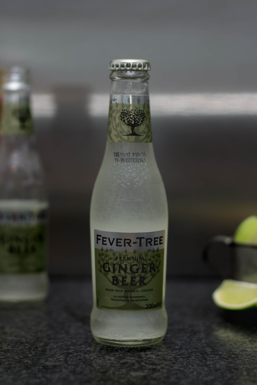 Fever-tree Ginger beer | Eple og ingefaer sour