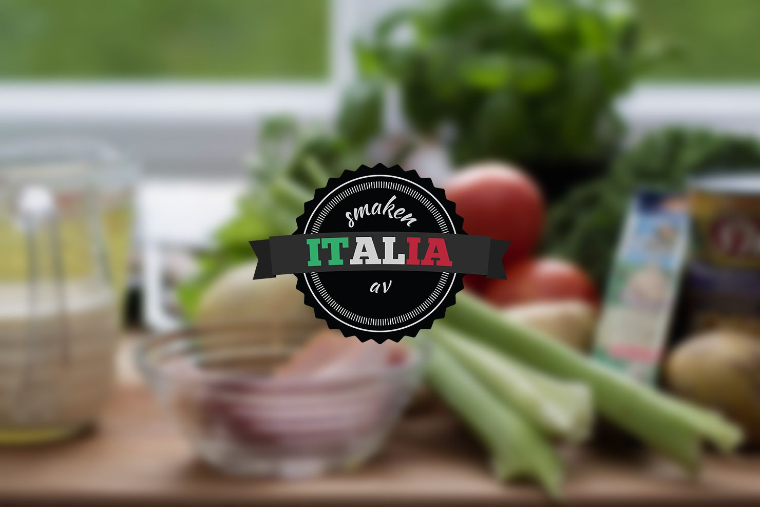 Oppskriftsutfordringen | Smaken av Italia