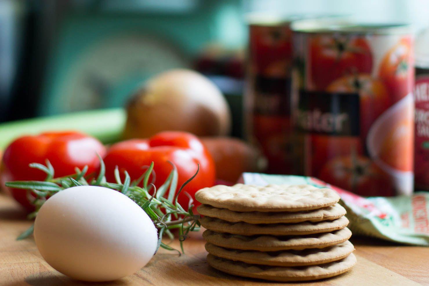 Ingredienser | Oppskriftsutfordringen | Smaken av Italia