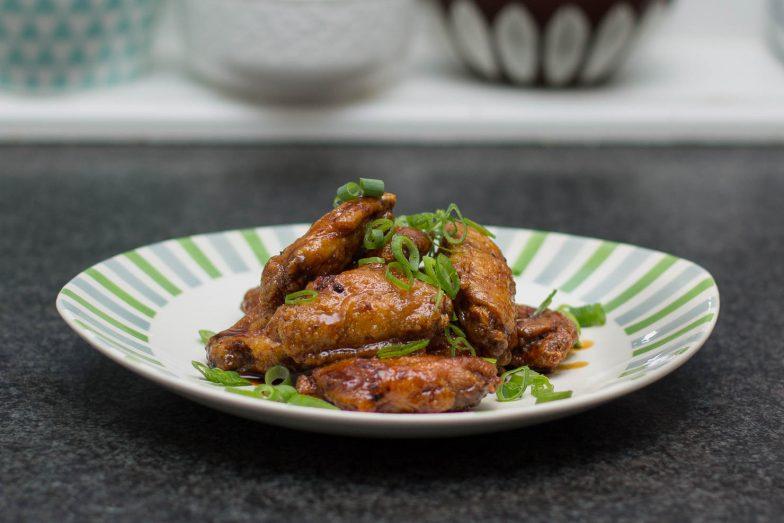 Teriyaki kyllingvinger